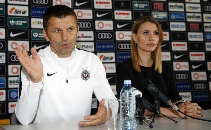 Đukić neće da kažnjava, ovo je njegova poruka fudbalerima Partizana!