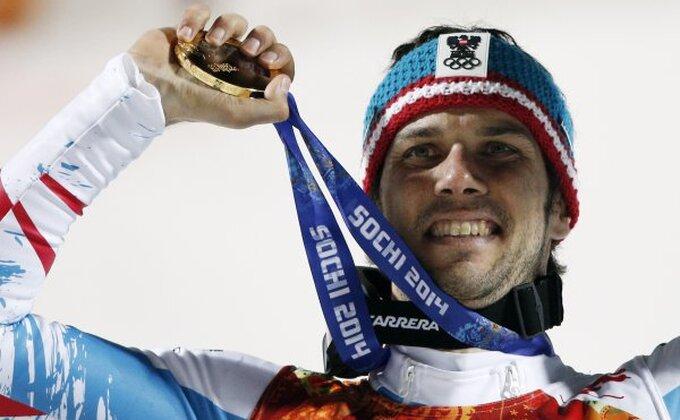 Mario Mat osvojio zlato u slalomu