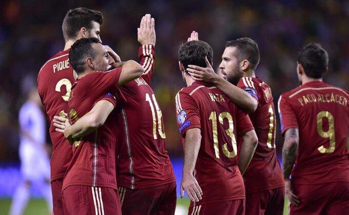 Kvalifikacije - Španci i Švajcarci overili plasman na EURO!
