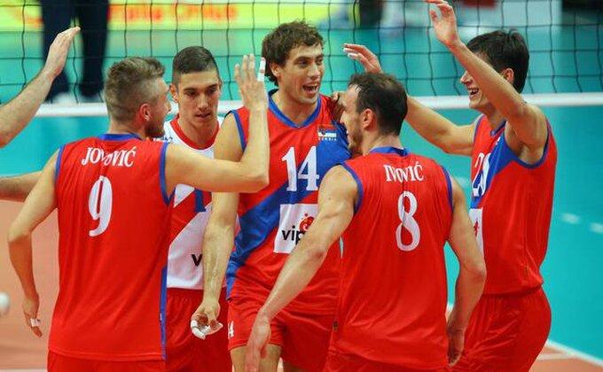 Srbija protutnjala u polufinale!