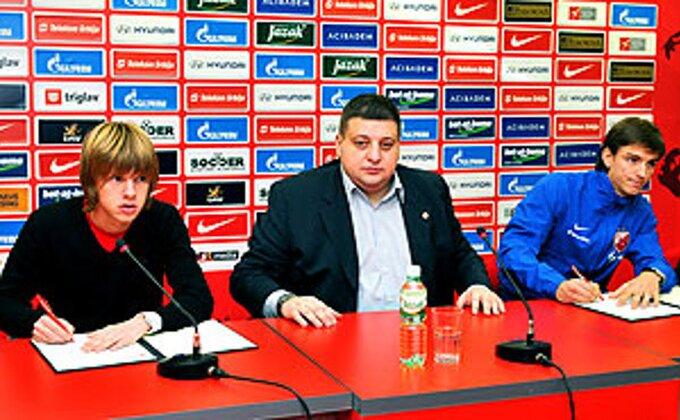 U Zvezdi prećutali istinu o Jankoviću - ide u Romu već 2013!?