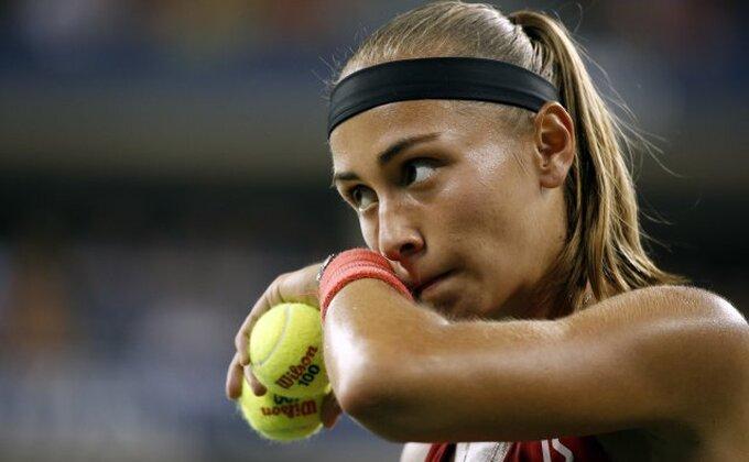 WTA - Dobri rezultati doneli napredak Aleksandri Krunić