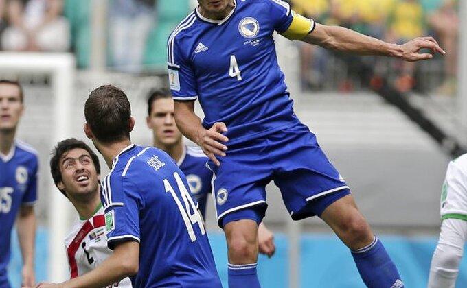 Emir Spahić završio sa reprezentacijom, ko će biti kapiten?