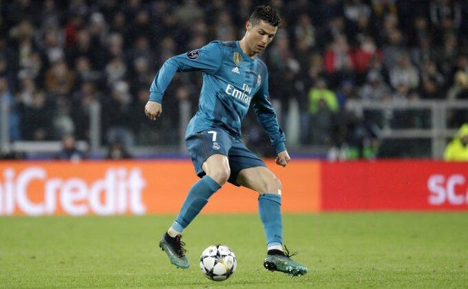 Ronaldo, ovo je bilo smešno i nije odlika velikih igrača!