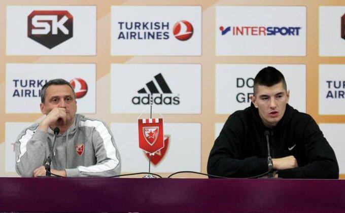 Luka Mitrović spreman za borbu!