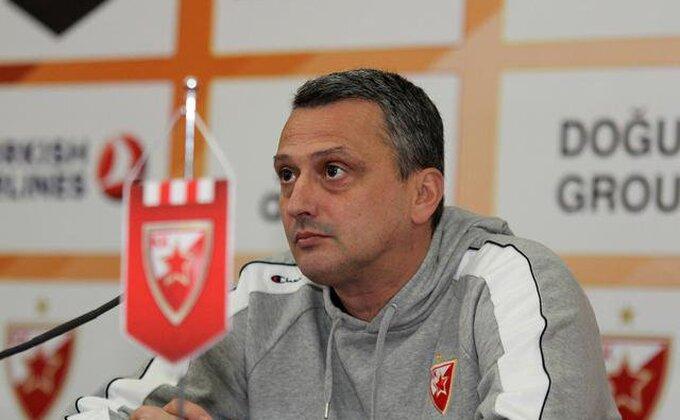 """Radonjić pred derbi: """"Sada se zaboravlja sve što je bilo pre"""""""