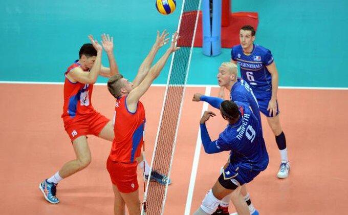 Ništa od borbe za medalju, Francuzi prejaki za Srbiju!
