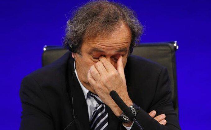 Platini odustao od trke za predsednika FIFA