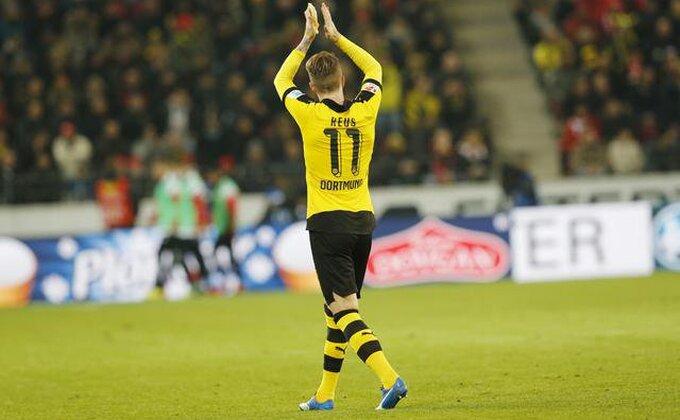 Dortmund prekinuo niz, Augsburg ukrao bod