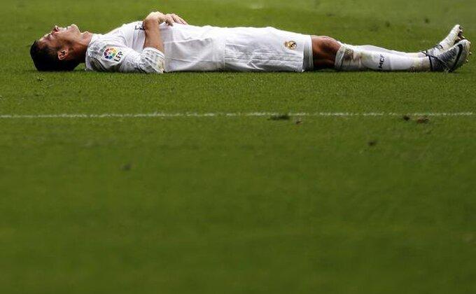 Ronaldov rekord 'sa tribine'