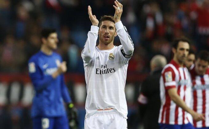 Ramos: ''Imam tetovažu Svetskog prvenstva, hoću i onu Lige šampiona''