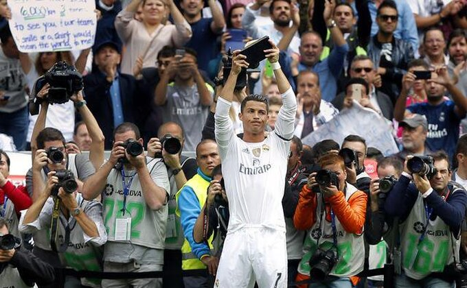 Skorseze, pa ne može tako sa Ronaldom...