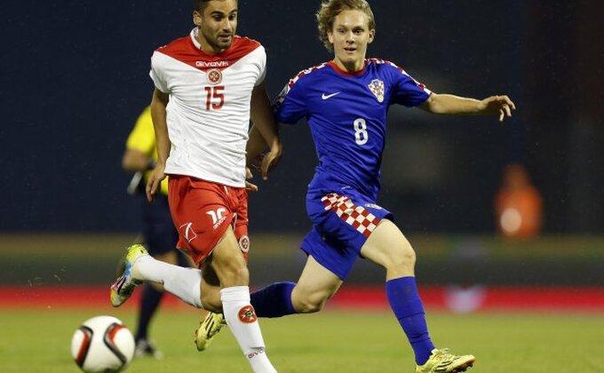 Hrvat igrao samo tri minuta do danas, ali ne želi iz Milana