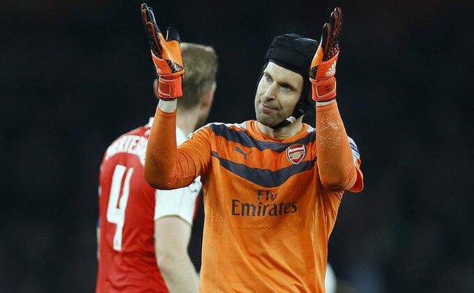 """Čeh: """"Došao sam u Arsenal po još jedan trofej Premijer lige"""""""