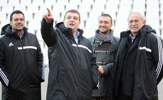 Vazura: ''Partizan nije izgubio, pokraden je!''
