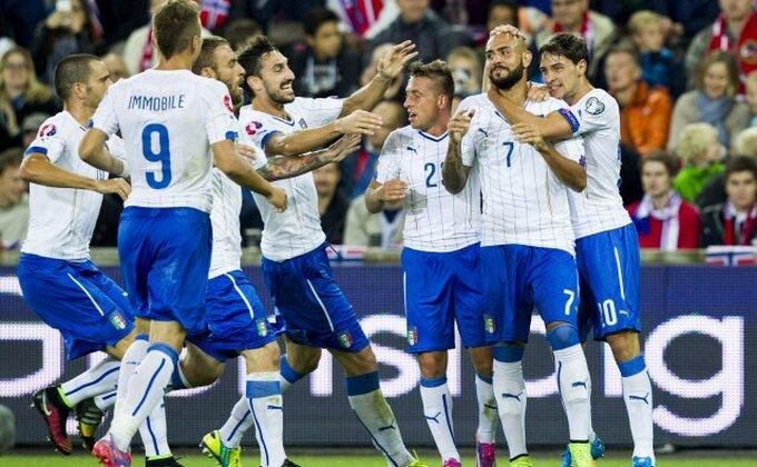 Italijani objavili spisak, Zaza i Florenci u reprezentaciji nakon godinu dana