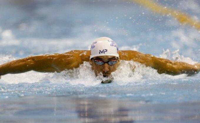 Dresel srušio rekord Felpsa, a američka tinejdžerka rekord Misi Frenklin