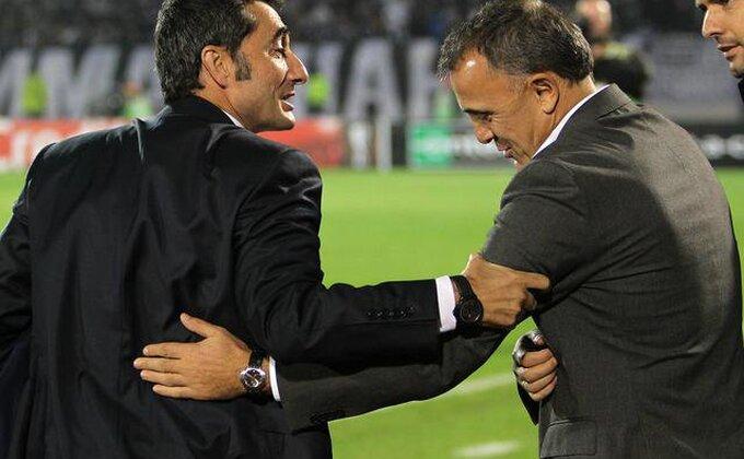 Novi trener Barse ''dokazao da voli Srbe''