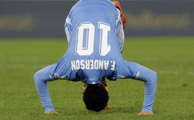 Inter želi Andersona i spremio je 50 miliona!