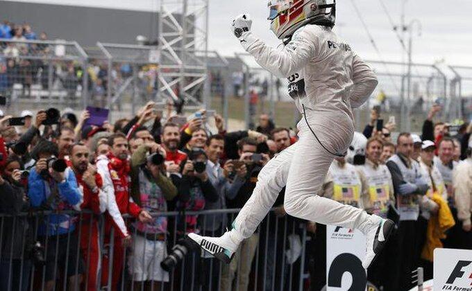 Hamilton na pol poziciji u trci za Veliku nagradu Meksika