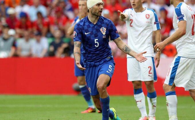 Hrvatski reprezentativac nadomak ljubičastog dresa