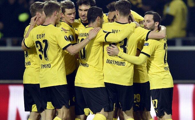 """Dortmund """"rastura"""", pobede Šahtjora i Fenera"""