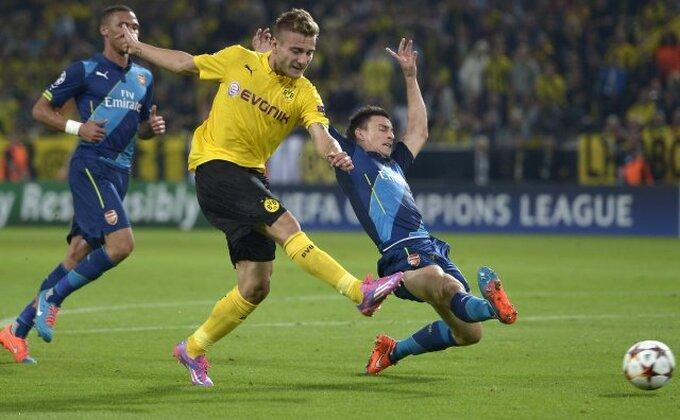 Grupa D - Nemoć ''Tobdžija'' u Dortmundu, Mitru i drugovima izmakla pobeda!
