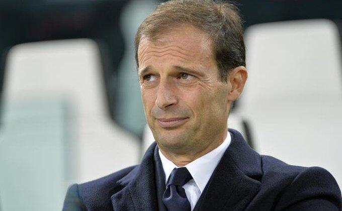 Šala ili zbilja, da li je Alegri sinoć otkrio naslednika na klupi Juventusa?!