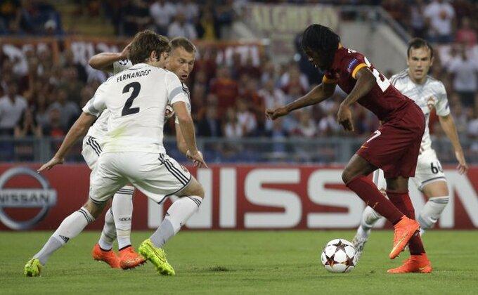 Kad Roma ovako igra, sve izgleda tako lako...