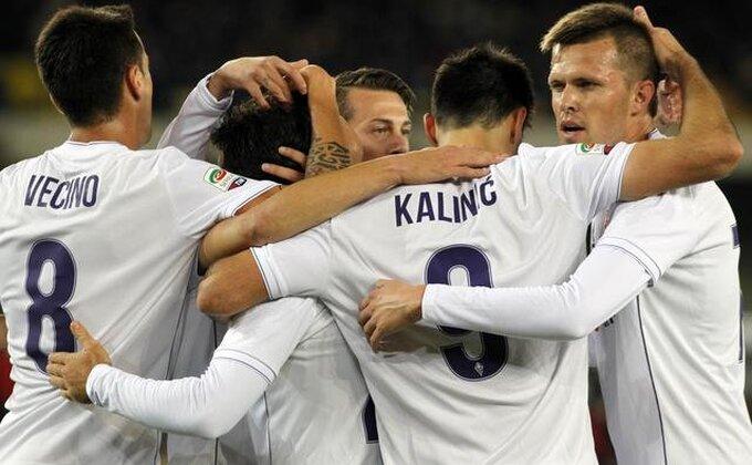 Fiorentina prekinula loš niz, Maksimovićev Torino pao u Firenci