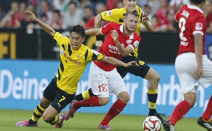 Novo iznenađenje u Bundesligi - Izgubio Dortmund!