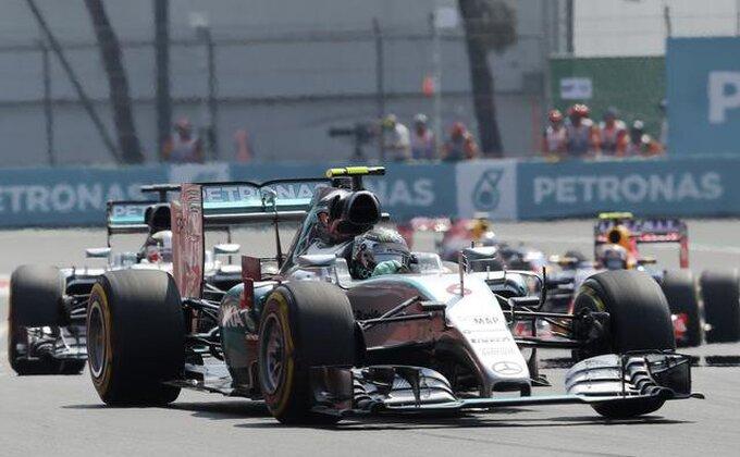 F1 - Rozberg pobedio šampiona!
