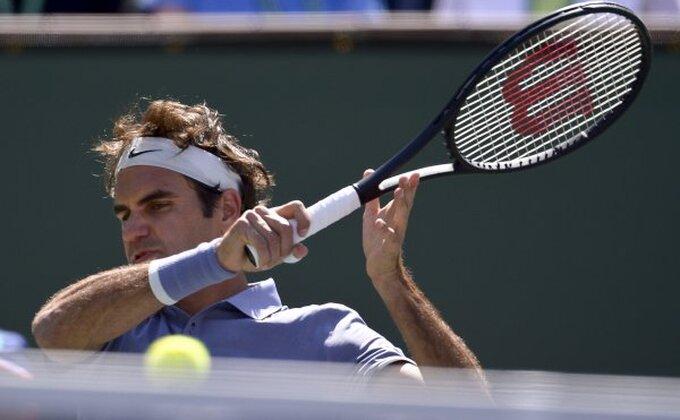 Indijan Vels - Federer rutinski do finala