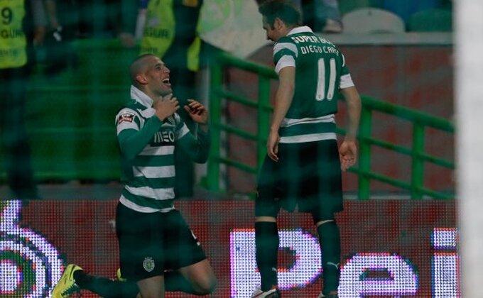 Sporting iskoristio poraz Benfike