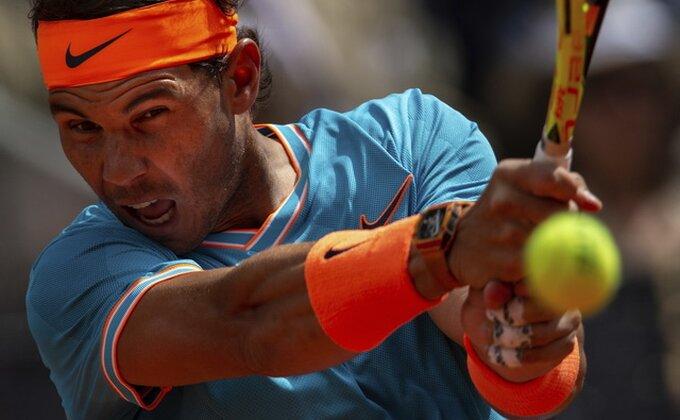 Nadal preokretom do polufinala u Parizu