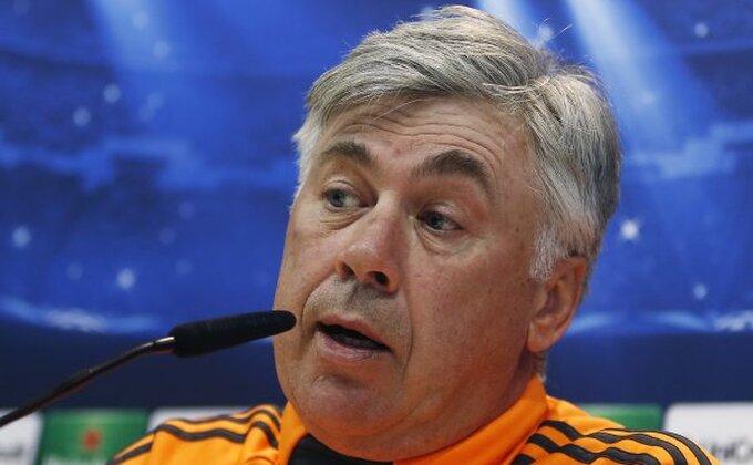Anćeloti: ''Zaboravio sam utakmicu sa Barselonom''