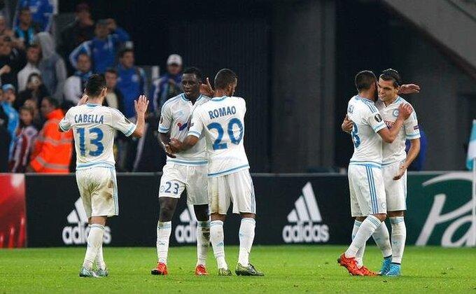Liga 1 - Marsej dobio derbi, Bordo jedva izbegao poraz