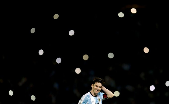 Mesijev penal učinio jednog Čileanca posebno srećnim