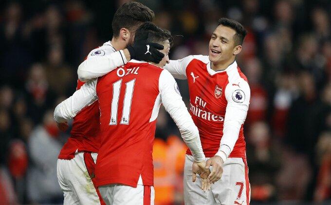 I fudbaler Arsenala čestitao Madriđanima