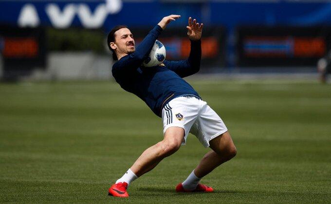 "Zlatan maestralnim pasom ""izmislio"" gol"