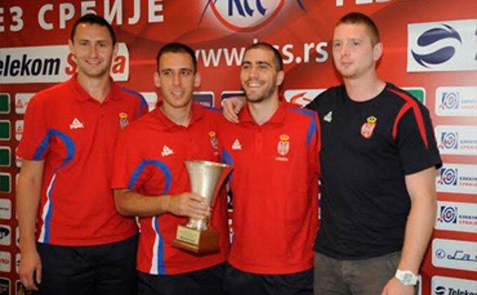Oni su vicešampioni sveta u basketu ''3 na 3''
