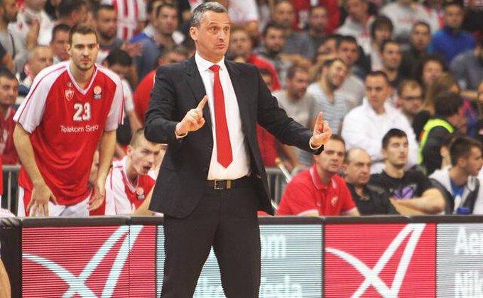 Radonjić želi još bolju Zvezdu pred bitke za trofeje
