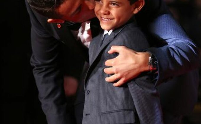 I posle Kristijana, Kristijano - sin nastavlja očevim stopama, stigao i prvi trofej!