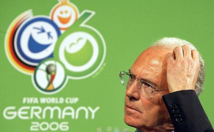 Bekenbauer saslušan u Bernu