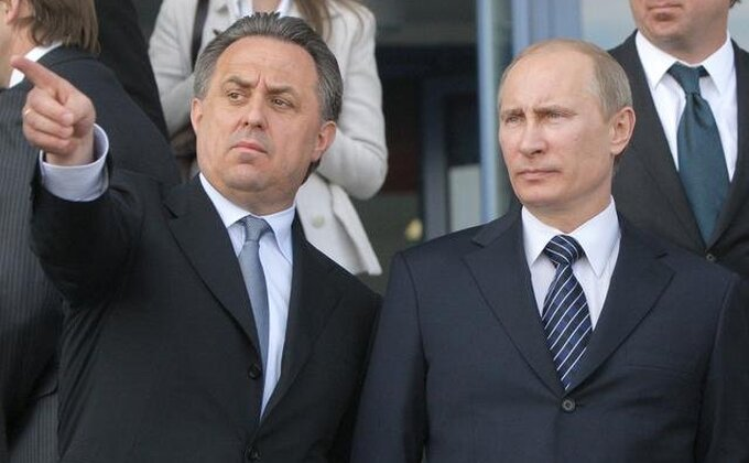 Putin dominira i na ledu
