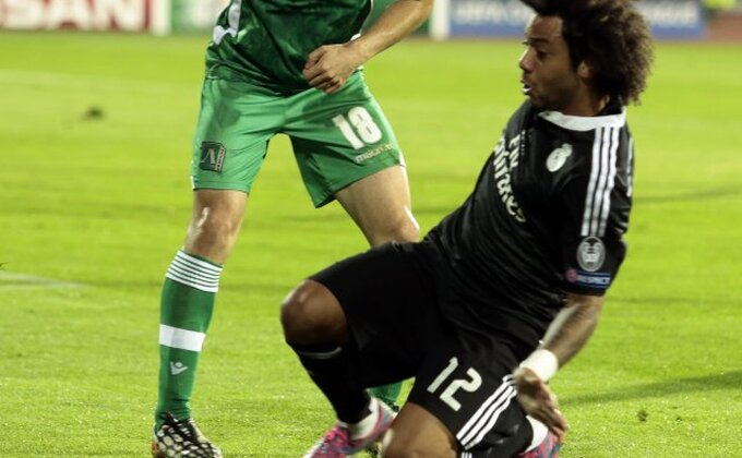 """Marselo: """"Voleo bih da igram za Juventus"""""""