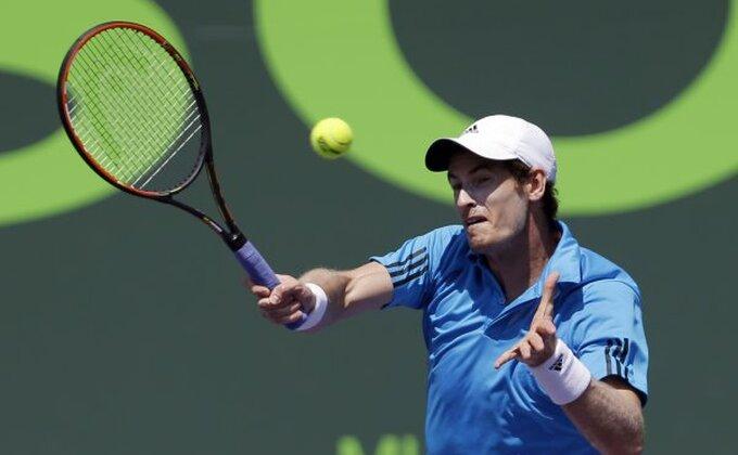Majami - Marej preskočio Congu za duel sa Novakom!