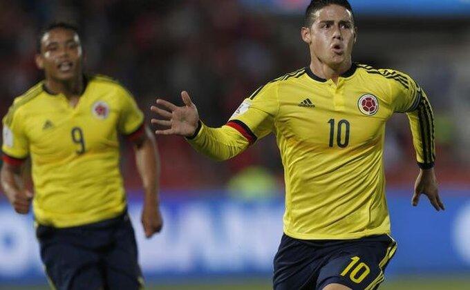 Rodrigez promašio penal, pa iz popravnog doneo pobedu Kolumbiji!