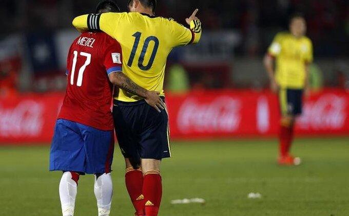 Remi Čilea i Kolumbije, šansa za Argentince