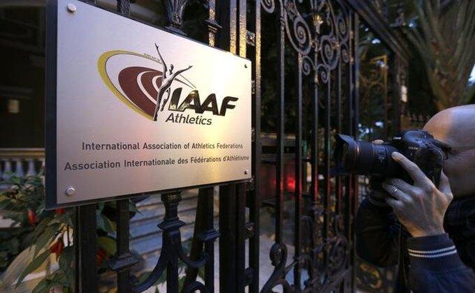 IAAF suspendovala Rusiju!
